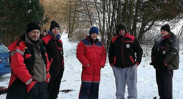 Pierwsze zimowe zawody klubowe